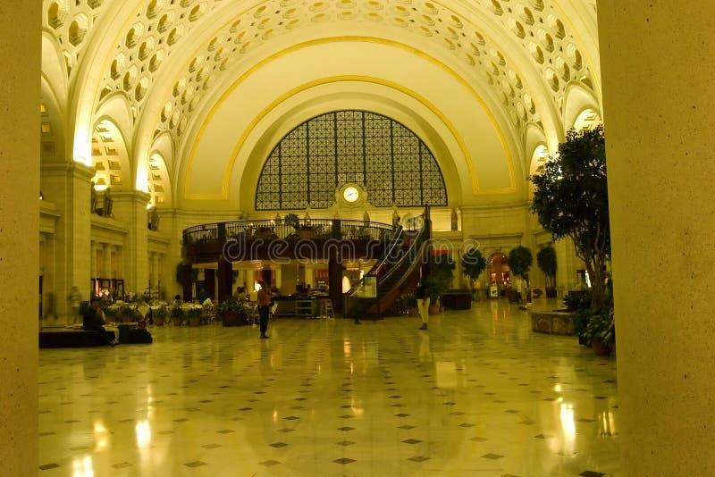 Union Station Royalty Free Stock Photo