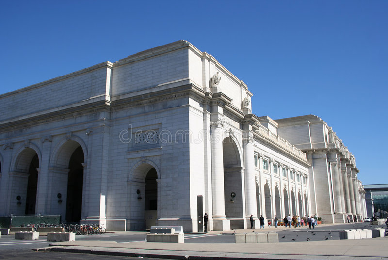 Download Union Station Exterior Royalty Free Stock Photos - Image: 1720098