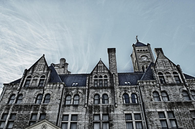 Download Union Station Hotel in HDR stock image. Image of history - 19006827