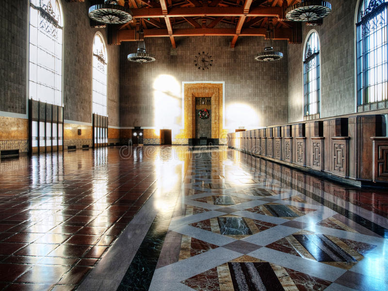 Download Union station metro stock image. Image of furniture, indoors - 13262657
