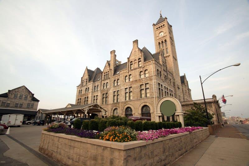 Union Station Nashville royalty free stock images