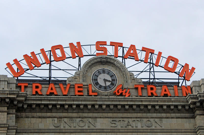 Download Union Station editorial stock image. Image of history - 31888169