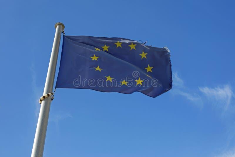 Unione Europea fotografia stock libera da diritti