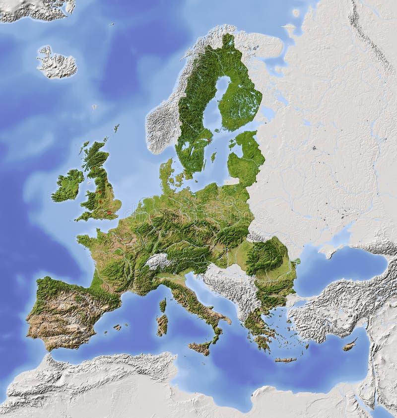 Unione Europea, programma di rilievo protetto
