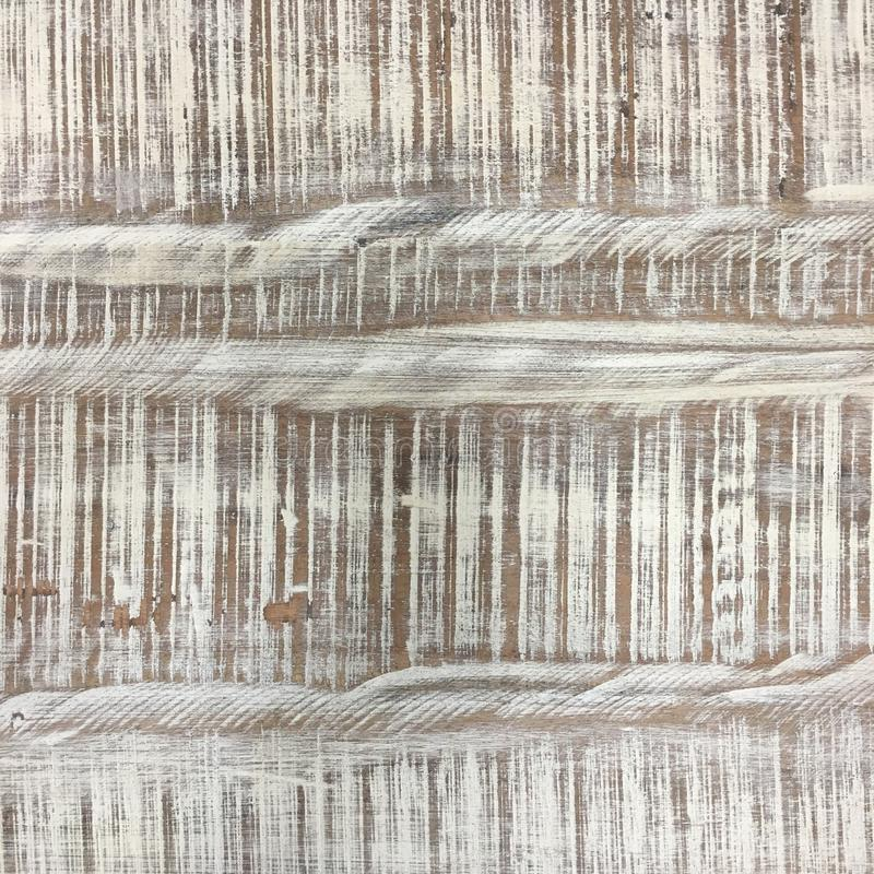 Unique Antique Wood textured Background with rough grain stock photography