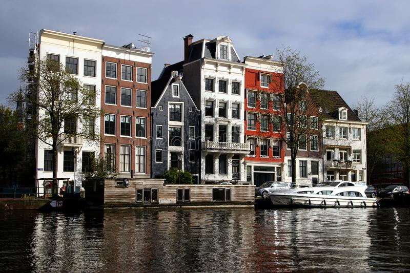 Download Unique Architecture Of Amsterdam. Editorial Photography   Image Of  Unique, Canal: 104564177 Photo Gallery