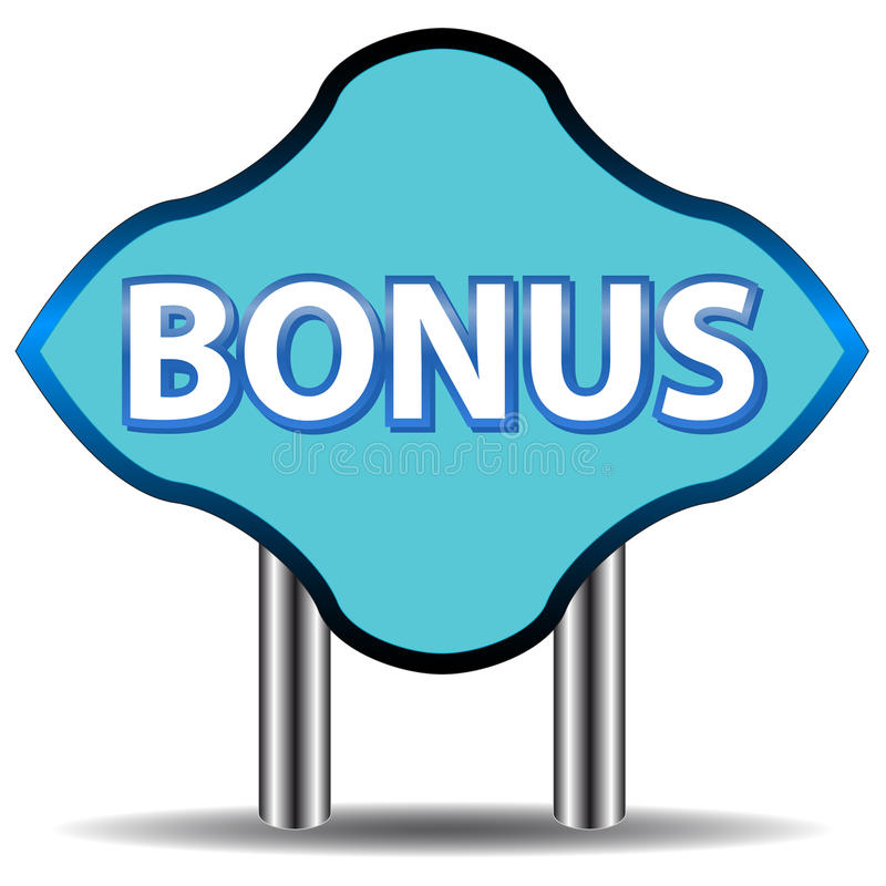 Download Unique bonus icon stock vector. Image of cart, presents - 24298664
