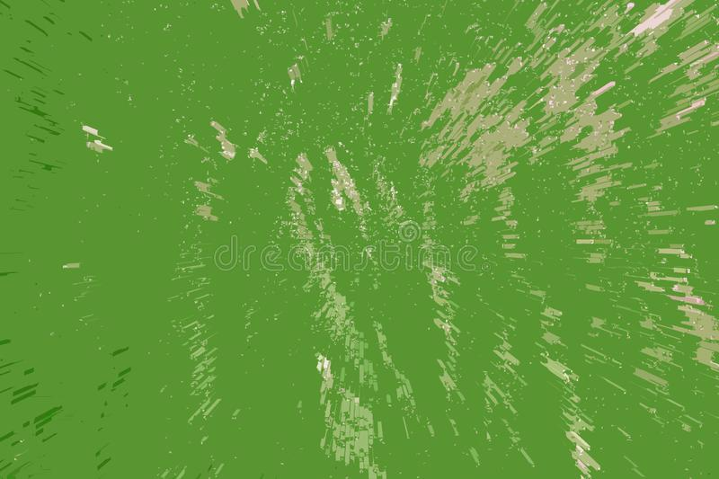 Unique bright color green background texture pixel texture design element stock image