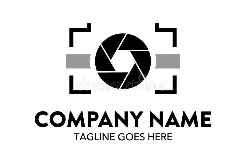 Unique Camera, Photography Logo Template Stock Vector - Illustration ...
