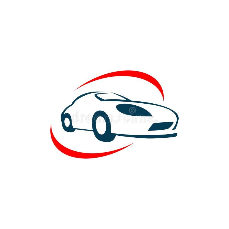 unique car automotive logo template stock vector illustration of rh dreamstime com