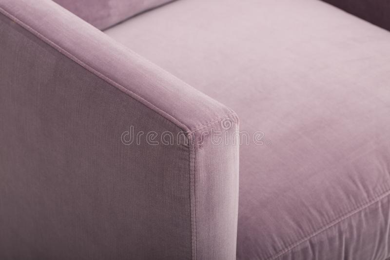 Unique design single sofa chair furniture -. Unique design single sofa chair furniture with white background royalty free stock images