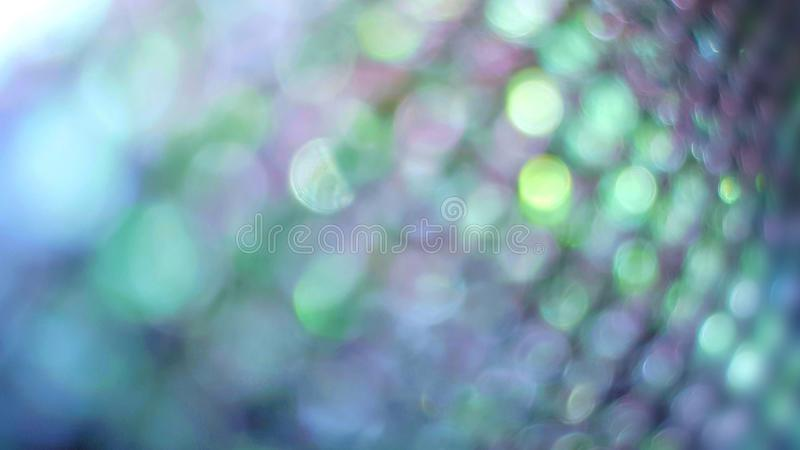 Unique funky abstract colourful shape design pattern stock image
