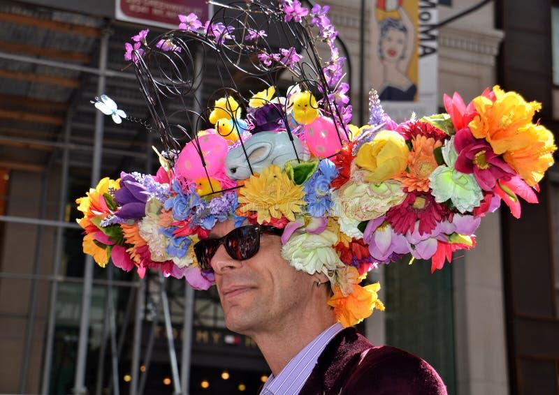 Unique Hat Editorial Image