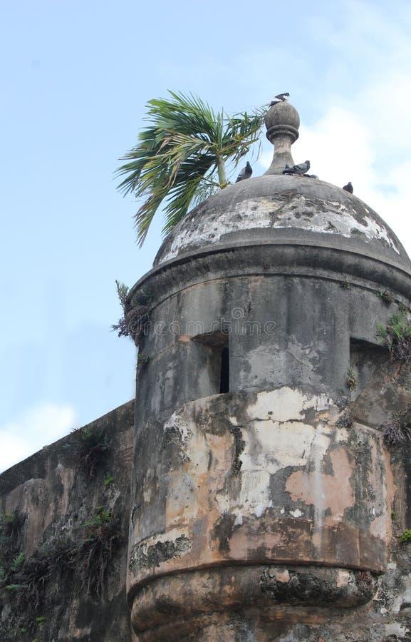 Unique historic building royalty free stock image