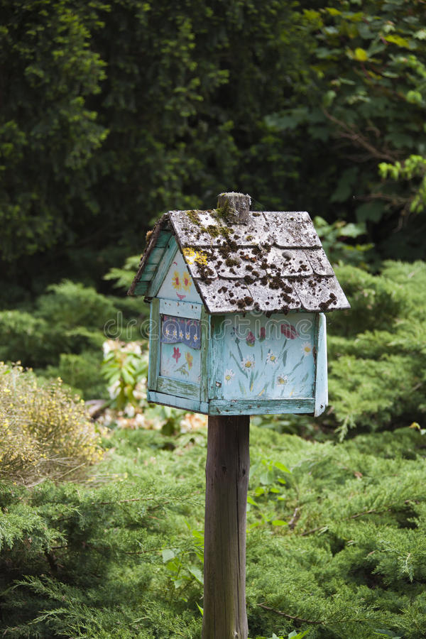Download Unique letter box stock image. Image of home, proof, european - 32511717