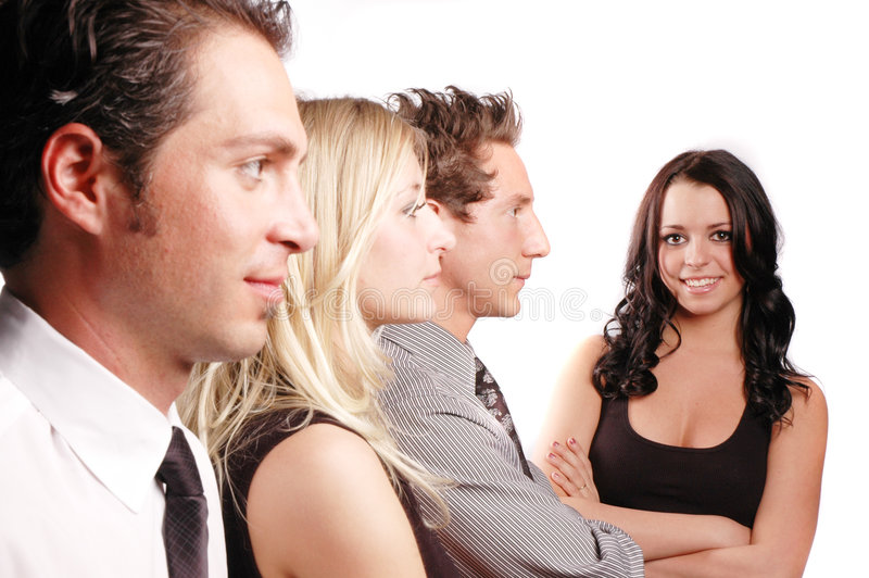 Download Unique member stock photo. Image of colleagues, woman - 2125322