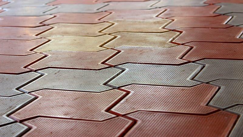 Floor tiles for background. stock photos