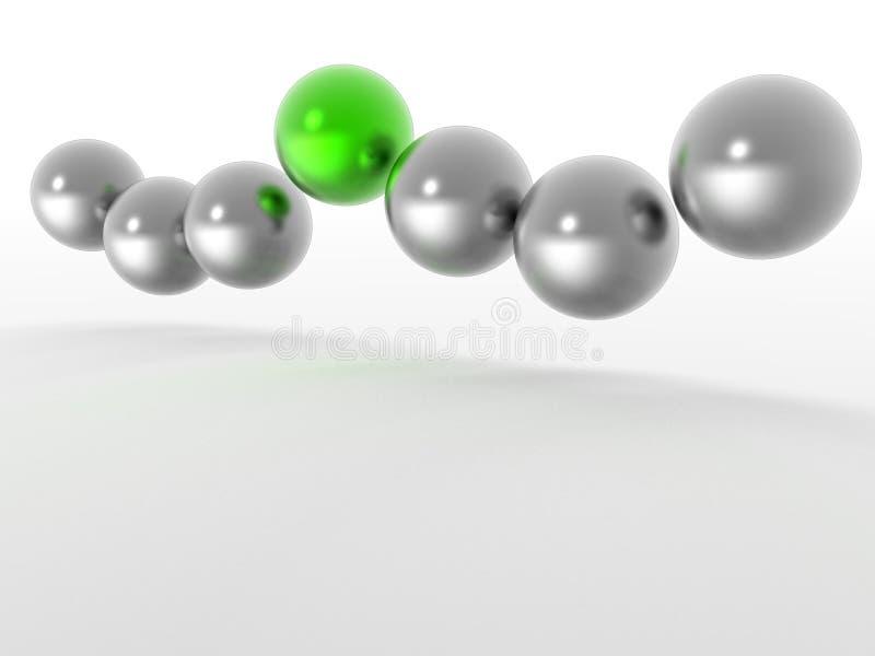 Download Unique Sphere stock illustration. Image of sphere, design - 12906087