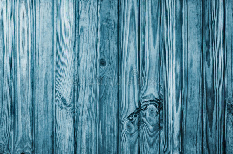 Unique Wooden Pine background or texture. Vertical lines blue stock images