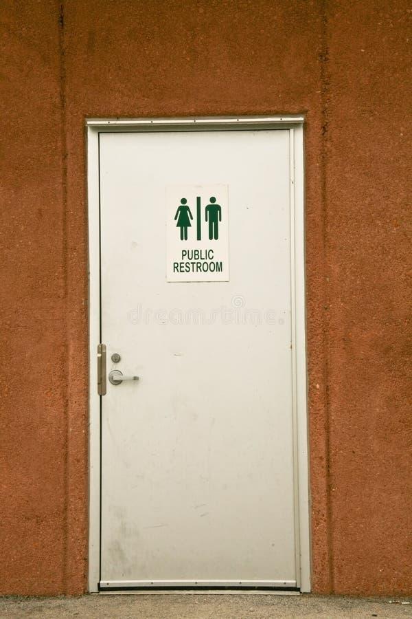 Download Unisex foto de archivo. Imagen de hombres, símbolos, restroom - 7277662