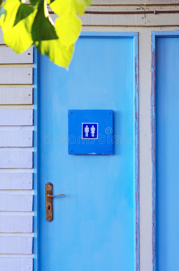 Download Unisex Toilet Royalty Free Stock Photo - Image: 26829945