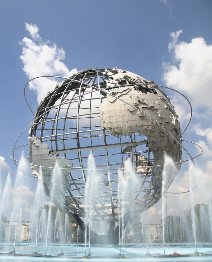 Unisphere photo stock