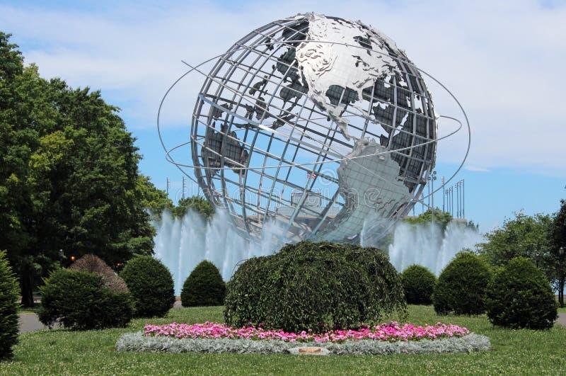 Unisphere obrazy royalty free