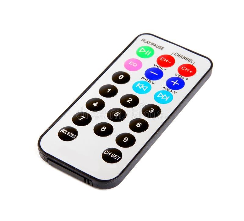 Unità di telecomando fotografie stock libere da diritti