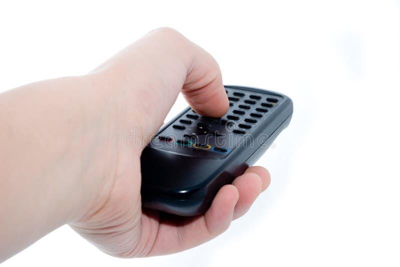 Unità di telecomando infrarossa immagine stock
