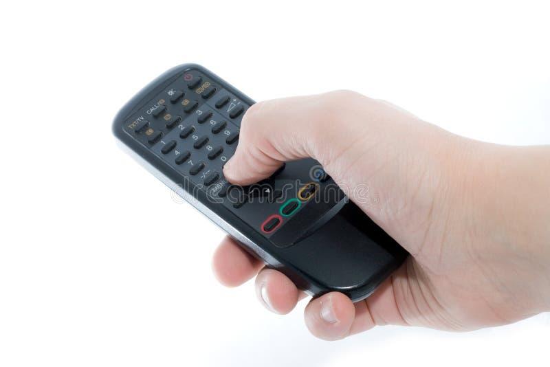 Unità di telecomando infrarossa fotografia stock