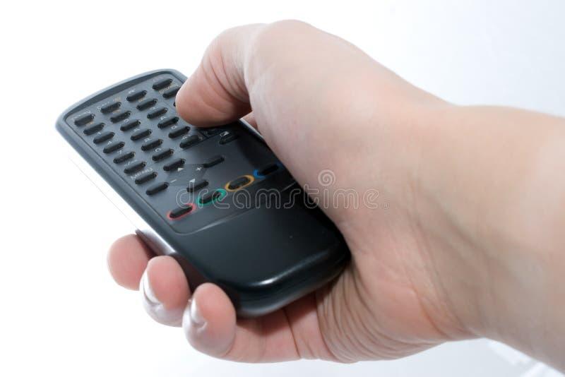 Unità di telecomando infrarossa i fotografie stock