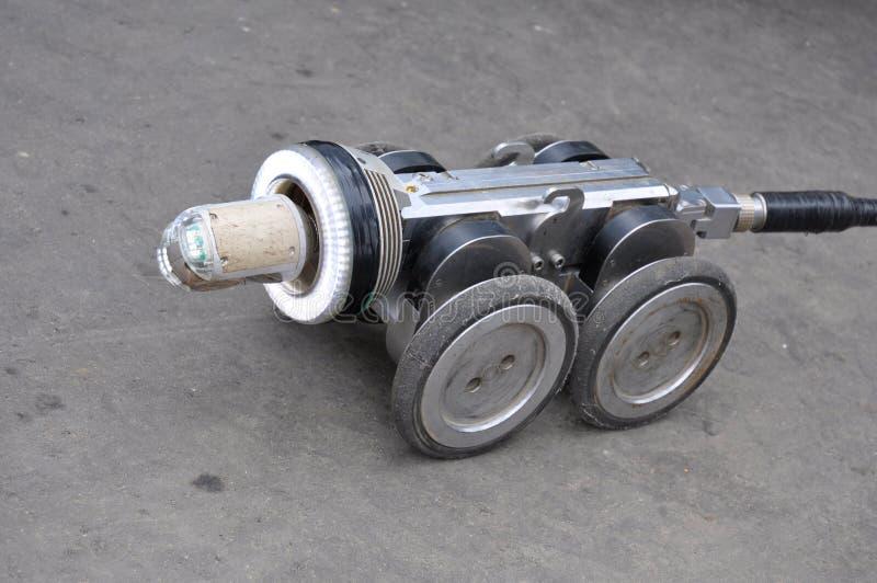 Unità robot fotografia stock libera da diritti