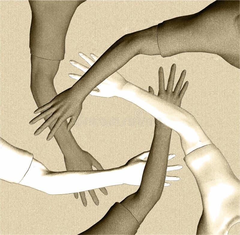 Unité illustration libre de droits