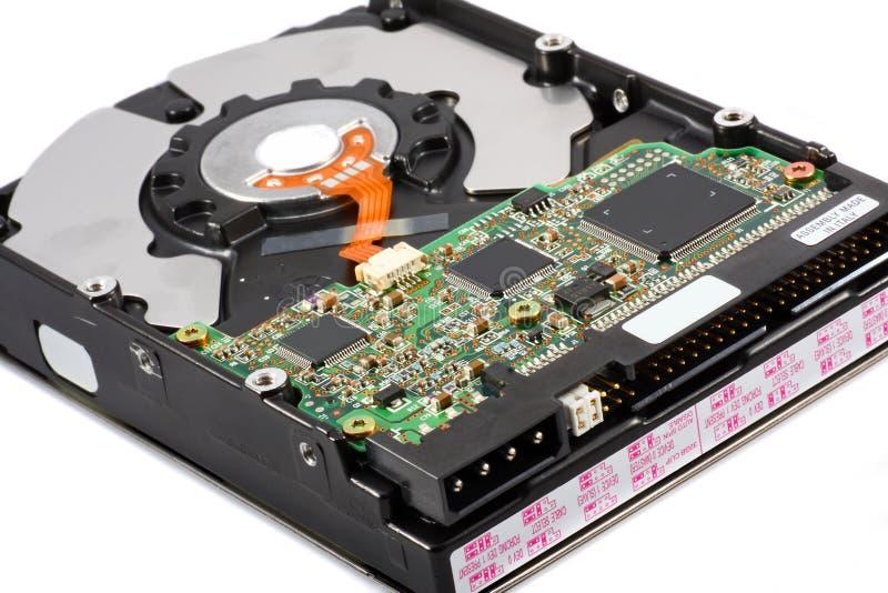 Unité de disque dur image stock