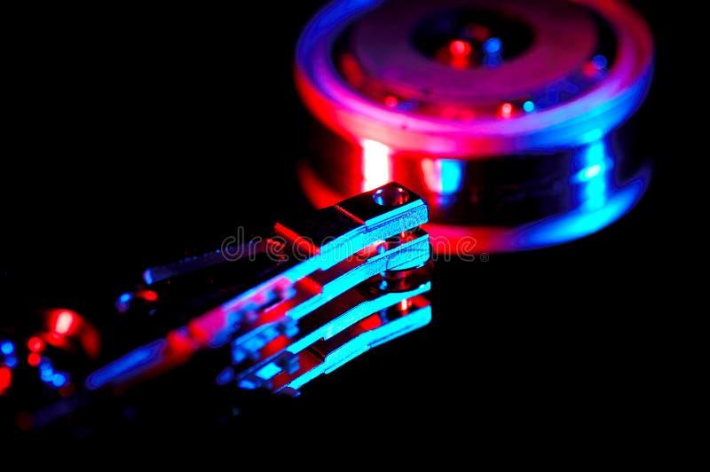 Download Unité de disque dur 4 photo stock. Image du composant, medias - 90352