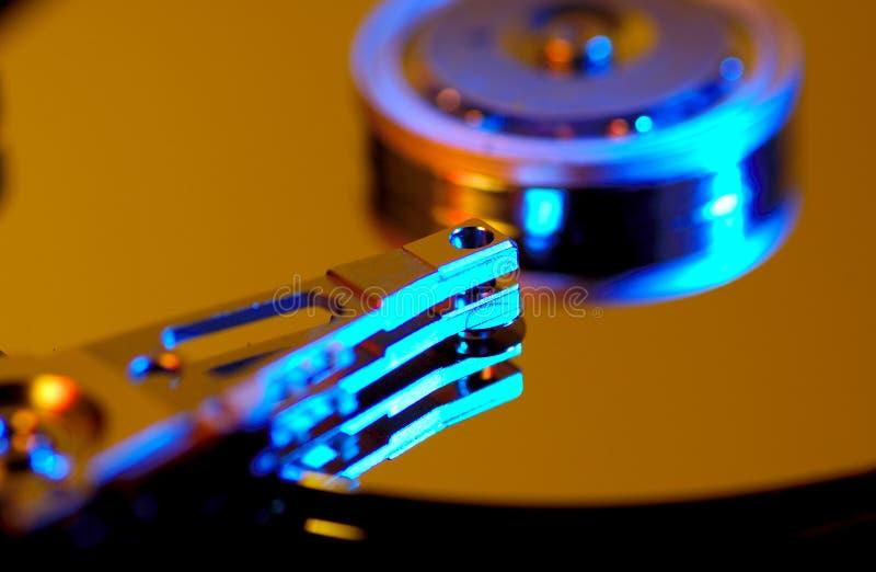 Download Unité de disque dur 5 image stock. Image du données, rotation - 90359