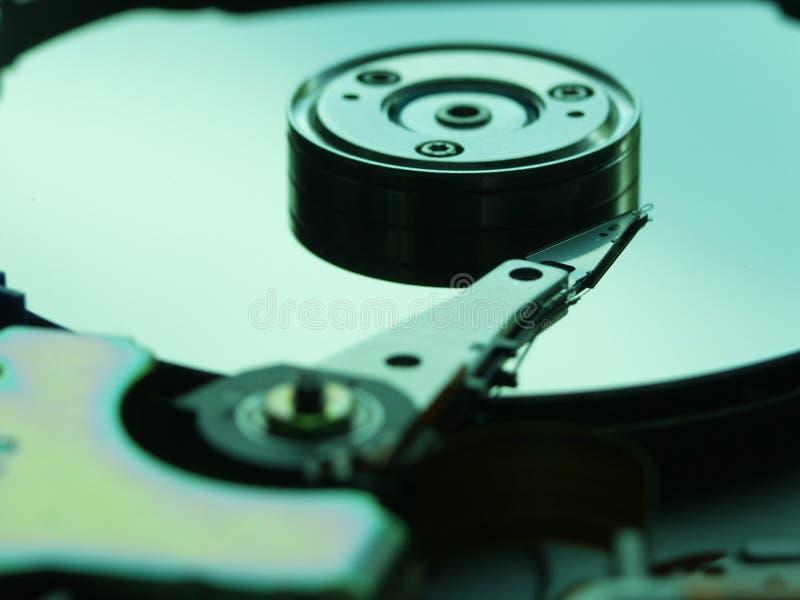 Unité de disque dur d'ordinateurs photographie stock libre de droits