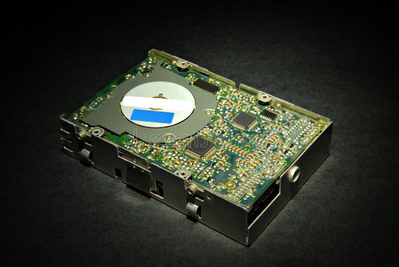 Unité de disques d'ordinateur photo stock