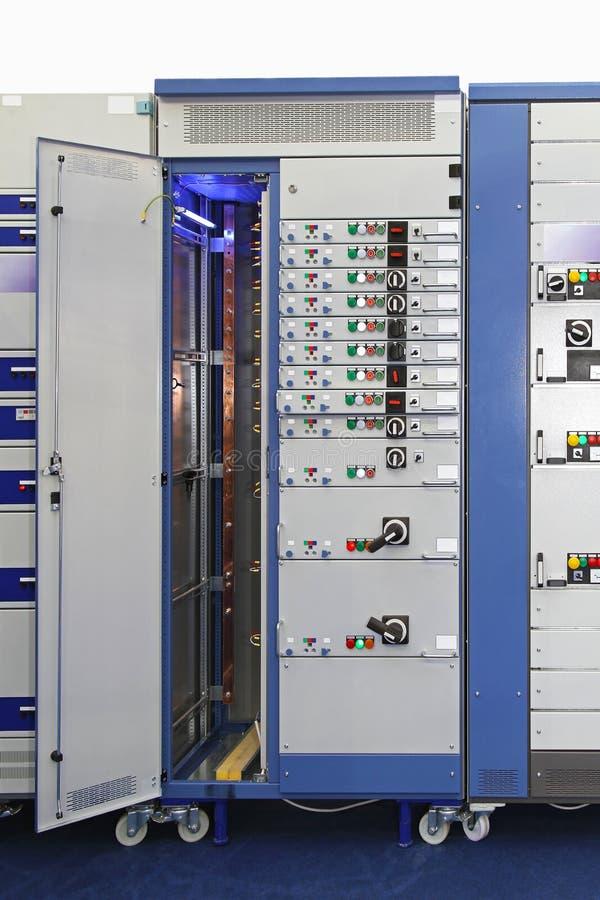 Unité de distribution d'énergie photos stock