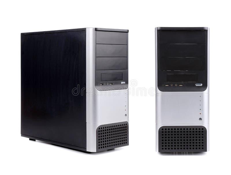 Unité de système informatique. photographie stock