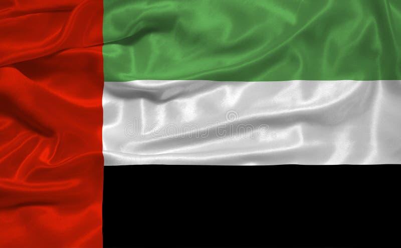 Download United Arab Emirates Flag 3 Stock Illustration - Image: 4956280