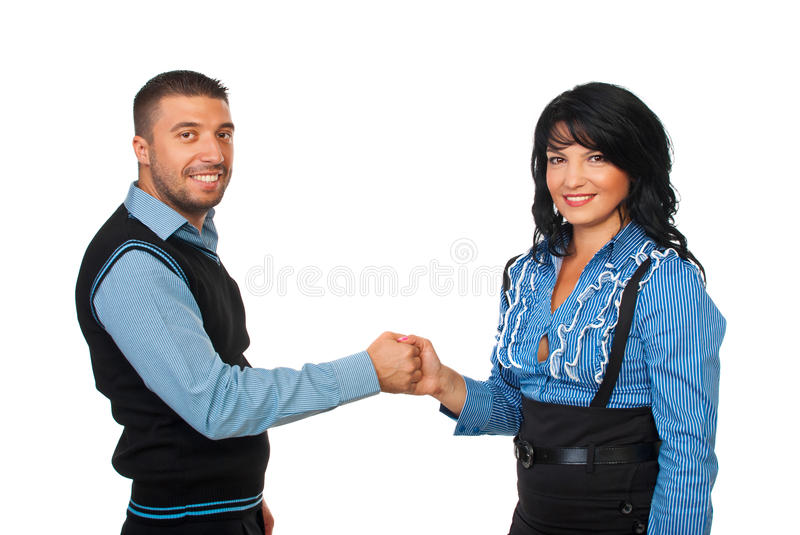 Download United Business People Holding Hands Stock Photography - Image: 16172632