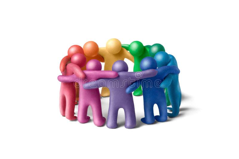 United colors 2 stock images