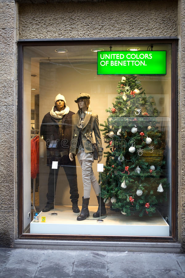Download United Colors Of Benetton Fashion Store Editorial Photo - Image: 22485461