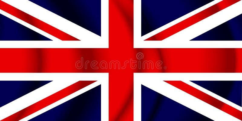 Download United Kingdom flag stock illustration. Image of england - 5240373