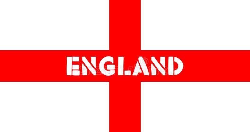 United kingdom flag. United kingdom england vector isolated flag stock illustration