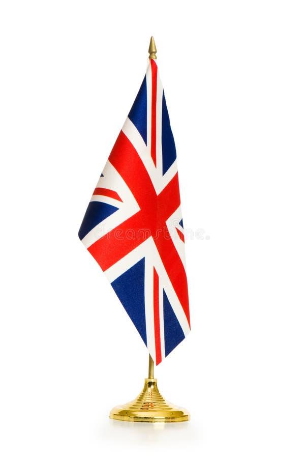 United Kingdom isolerade royaltyfria bilder