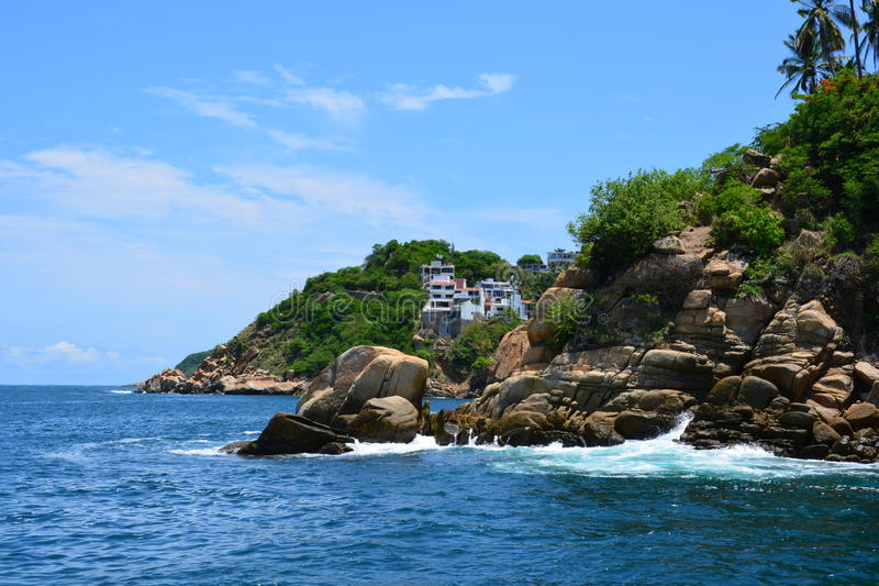 United Mexican States, Acapulco. stock photography