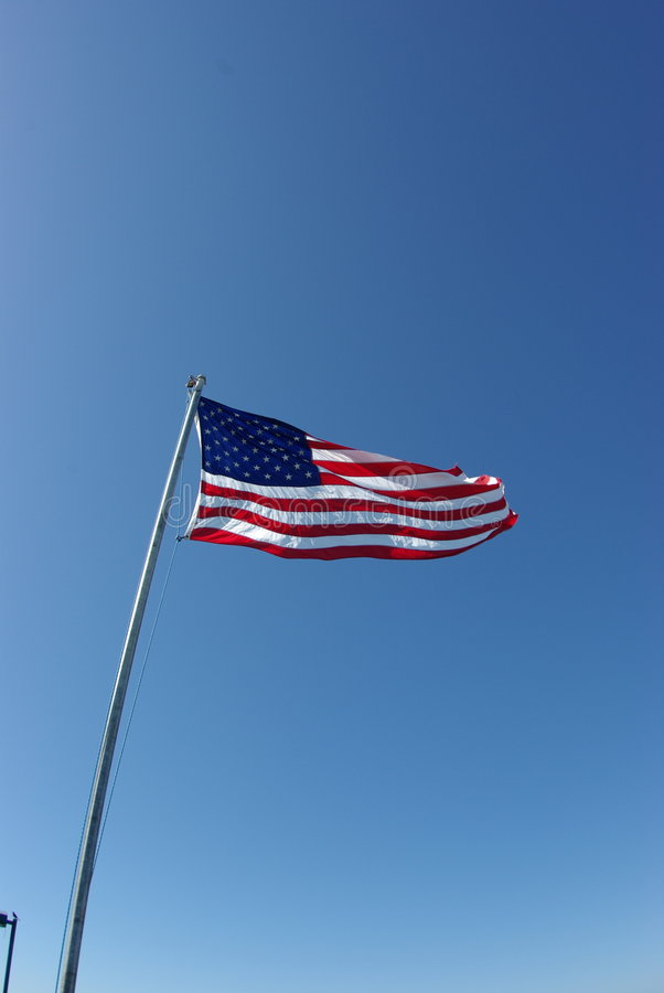 Download United States Of America Flag Stock Photo - Image: 7715594