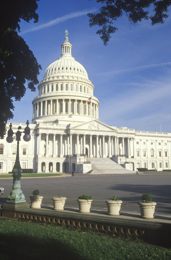Download United States Capitol stock image. Image of american - 26890237